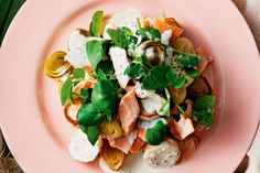 Need a new gourmet potato salad? Here it is!