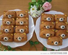 Cute Food, Cute Cupcakes, Designer Cakes, Cupcakes Decorating, Kids Cupcakes, Cupcakes Ideas, Cute Cake