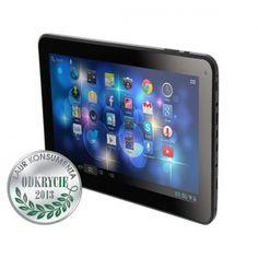 BLOW Tablet black Tab 10 BLOW BlackTAB10 to 10-calowy tablet, który ułatwi Ci wykonywanie zadań służbowych, zapewni maksymalny poziom rozrywki lub będzie doskonałą pomocą szkolną dla dzieci i młodzieży.