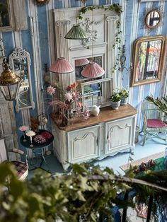 Countryside Feeling by Enrica Stabile | Shabby Chic Mania by Grazia Maiolino