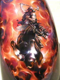 All images and content © copyright Mike Lavallee Inc. All rights reserved. Unauthorized use forbidden. Skull Painting, Air Brush Painting, Car Painting, Custom Paint Motorcycle, Motorcycle Tank, Airbrush Art, Custom Airbrushing, Harley Bikes, Cool Tanks