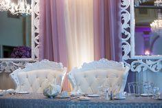 The Royal Ambassador wedding reception head table chairs Toronto Wedding, Reception Decorations, Wedding Reception, Wedding Planning, Chairs, Wedding Photography, Table, Design, Wedding Shot