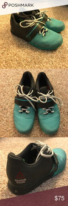 eb3236dac7b Reebok Crossfit weightlifting shoes. Reebok crossfit weightlifting shoes.  Slightly used but in great condition