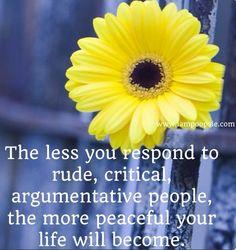Peace quote via www.IamPoopsie.com