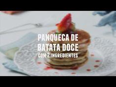 Panqueca de batata doce | Dicas de Bem-Estar - Lucilia Diniz - YouTube