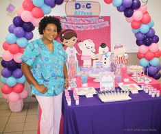 Doc Mc Stuffins Birthday Party Ideas | Photo 26 of 94 | Catch My Party