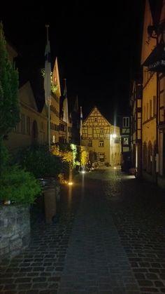 Bad Wimpfen at night