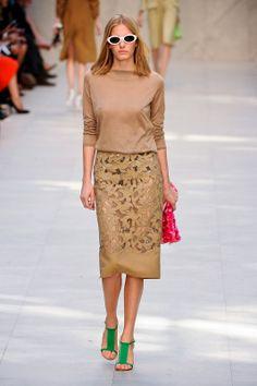 Fashion Alert... Burberry-Prorsum-Spring-2014