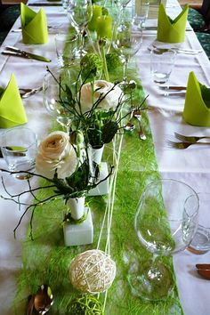 www.die-blumeneck … tl_files content … – # # content … – Pinspace – The Best Ideas Table Arrangements, Table Centerpieces, Flower Arrangements, Table Place Settings, Beautiful Table Settings, Wedding Decorations, Table Decorations, Deco Floral, Diy Wall Art