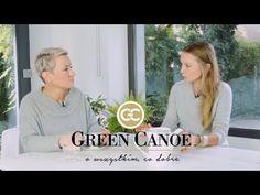 Jak mieć piękną skórę po 40stce! - ROZMOWY GREEN CANOE - Agnieszka Mielczarek - YouTube Bathroom Design Small, Green, Youtube, Instagram, Losing Weight, Youtubers, Youtube Movies