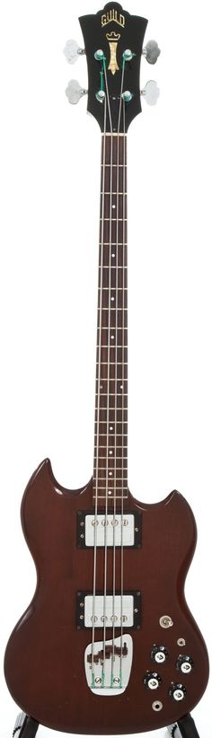 Guild JS2 Bass Guitar.