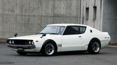 Nissan KPGC110 Skyline GT-R