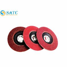 hot sale customized aluminum oxide flap disc with best price in china