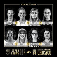 Skate feminino na Street League