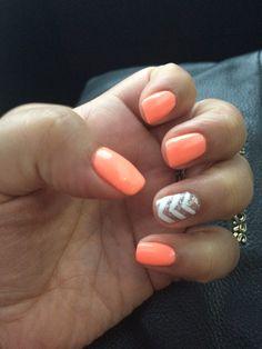 Summer no chip nails