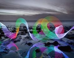 design-dautore.com: Le fotografie luminose di David Gilliver