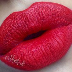 "Jeffree Star Cosmetics ""Red Rum"" Liquid Lipstick"