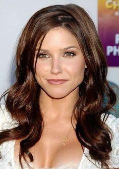 Rich Chocolate Brown Hair Color | Still a little chocolate with a hint of red…just no eggplant ...
