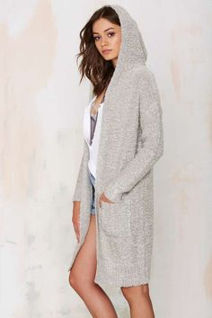 Just Chillin' Duster Cardigan