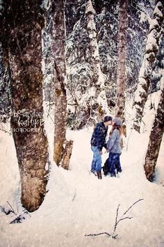 I want some maternity pics done in the snow!