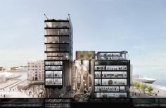 Introducing an extraordinary new luxury hotel in Cape Town. The Silo is an extraordinary new hotel in Cape Town, situated above Zeitz MOCAA in the iconic V&A Waterfront. Moma, Thomas Heatherwick, Cape Town Hotels, Hotel Meeting, Destin Hotels, Tower Block, Le Cap, Cape Town South Africa, New York