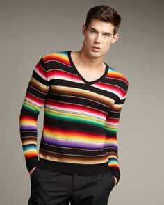 "Dear Ralph Lauren... Celebrating Mexican Independence with a $700 zarape style cashmere sweater is a big fashion fail... I can get one at the ""mercado"" for $200 pesos  ($18)"