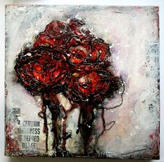 Denisa Gryczova: Poppies