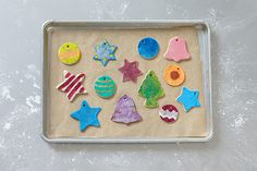 Handcrafted Dough Ornaments