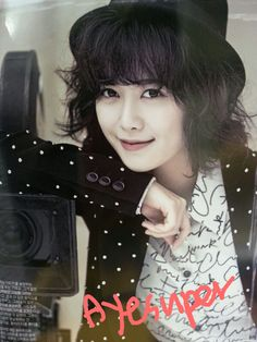 Goo Hye Sun for InStyle (Oct) Magazine!