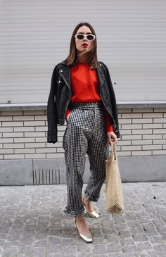 gingham_red_and_frills, gingham_trousers_with_frills-red_sweater