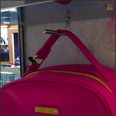 Given the downward orientation and angled presentation I could only call this a Reverse Snorkel Pin-Up Hook For Juicy Couture Visual Merchandising, Snorkeling, Juicy Couture, Messenger Bag, Hooks, Pin Up, Satchel, Retail, Bags