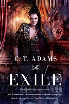 The Exile: Book One of the Fae by C. T. Adams http://www.amazon.com/dp/0765336871/ref=cm_sw_r_pi_dp_B0t.tb184FCW5