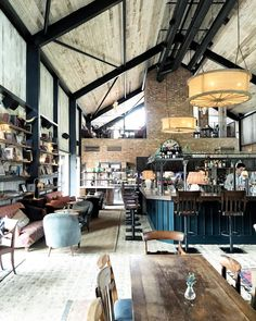 That beautiful smell of burning wood on a mid-week country getaway to - this is the soho farmhouse vibe Farmhouse Brewery, Farmhouse Restaurant, Brewery Restaurant, Soho Farmhouse, Modern Farmhouse, Brewery Interior, Cafe Interior, Interior Design, Brewery Design
