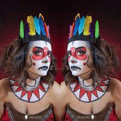 Ultimo maquillaje de @dnischool makeup inspired by the tattoo @mvtattoo  his works are incredible. Me ha encantado participar en el concurso#dnimakeup #carnavaldni deseando ver quién será la ganadora... Como decimos en mi mundillo mucha mierda!!! Gracias @jllopezfotografia x sacar siempre lo mejor de mí con tus fotografías #artis #aguacolores #retrato #makeup #facepaint #facepainting #dupemag #thefacepaintingshop @kryolanspain @kryolanofficial @dupemag @wmag @ekilateral @dreamagazine…