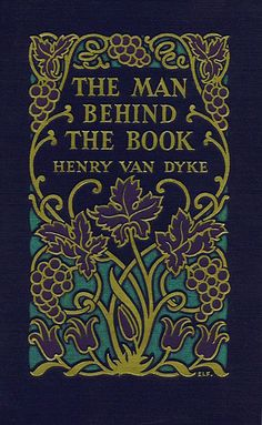 Van Dyke--The Man Behind the Book | Flickr - Photo Sharing!