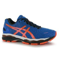 Check out the new Asics Gel Nimbus 18 Mens Running Shoes 5baef02042a