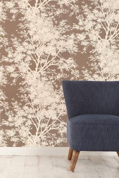 Tree Shadow Wallpaper $99 urban outfitters 60.75 sq ft