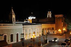 Down Town Tlaxcala by Rafael Zubillaga on 500px  Description Centro de Tlaxcala, México #tlaxcala #down town #mexico