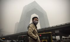 12/16/2014 - Inside Beijing's airpocalypse – a city made 'almost uninhabitable' by pollution.  The 21 million inhabitants of China's capital appear to be engaged in a city-wide rehearsal for life on an inhospitable planet. Oliver Wainwright reports from Beijing