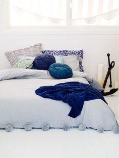 Shannon Fricke Bed Linens