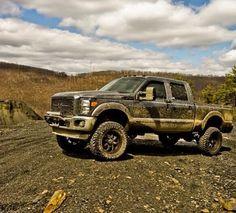#Ford #Muddy