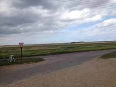 The view from Cookies Crab shop Salthouse.