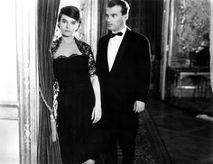 My favorite of the French New Wave, Last Year at Marienbad.