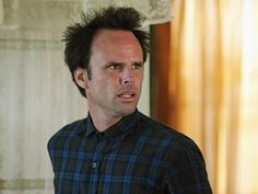 Boyd Crowder's Hair (Justified) - One of the most compelling things on TV