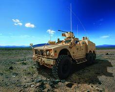 Новый вариант бронированной машины M-ATV | Defence.ru
