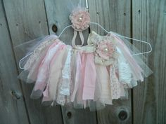 Handmade, Shabby Tutu, Tutu with matching headband, Newborn Tutu, Photo Prop, tutu on Etsy, $36.75