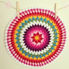 Amerikan servisi -crochet