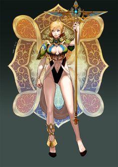 게임 사이퍼즈 컨셉디자이너 김민우