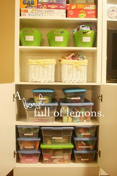 20 Inspirational Ideas for Conquering Toy Clutter