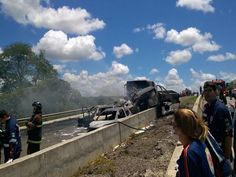 Dois adultos e uma criança morrem após explosão em acidente na BR-101 em SE | Gavião da Paraíba